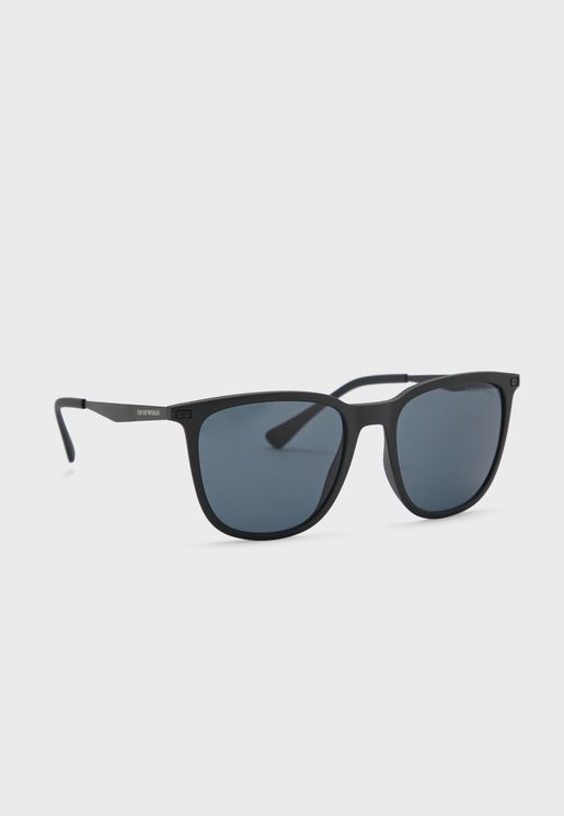 0EA4149 Cat Eye Sunglasses