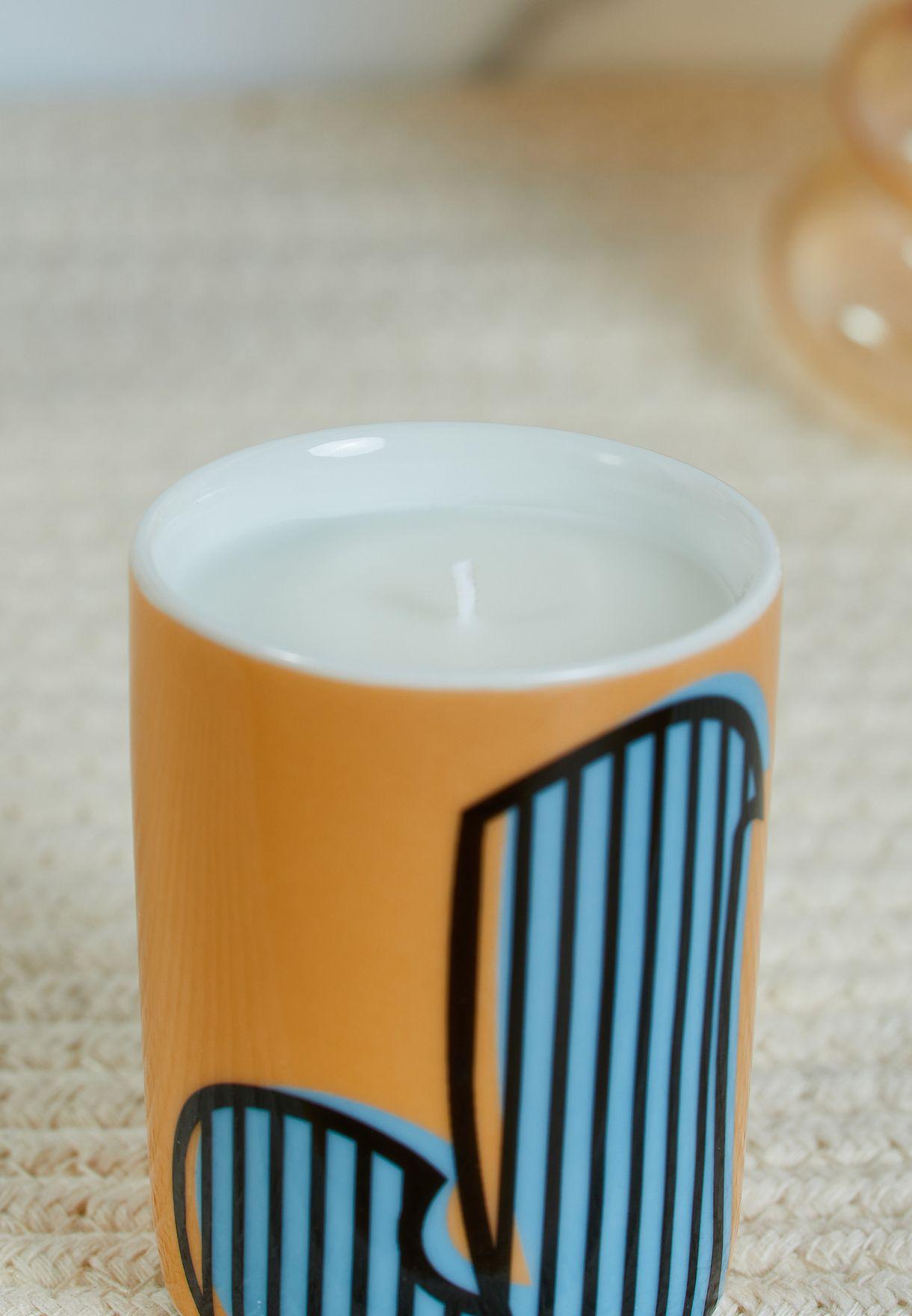 L Monogram Candle - 60g