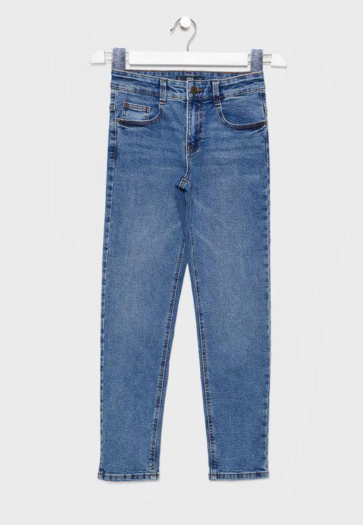 جينز للاطفال