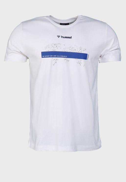 Oterup Printed T-Shirt