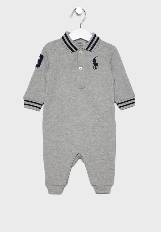 Infant Essential Romper
