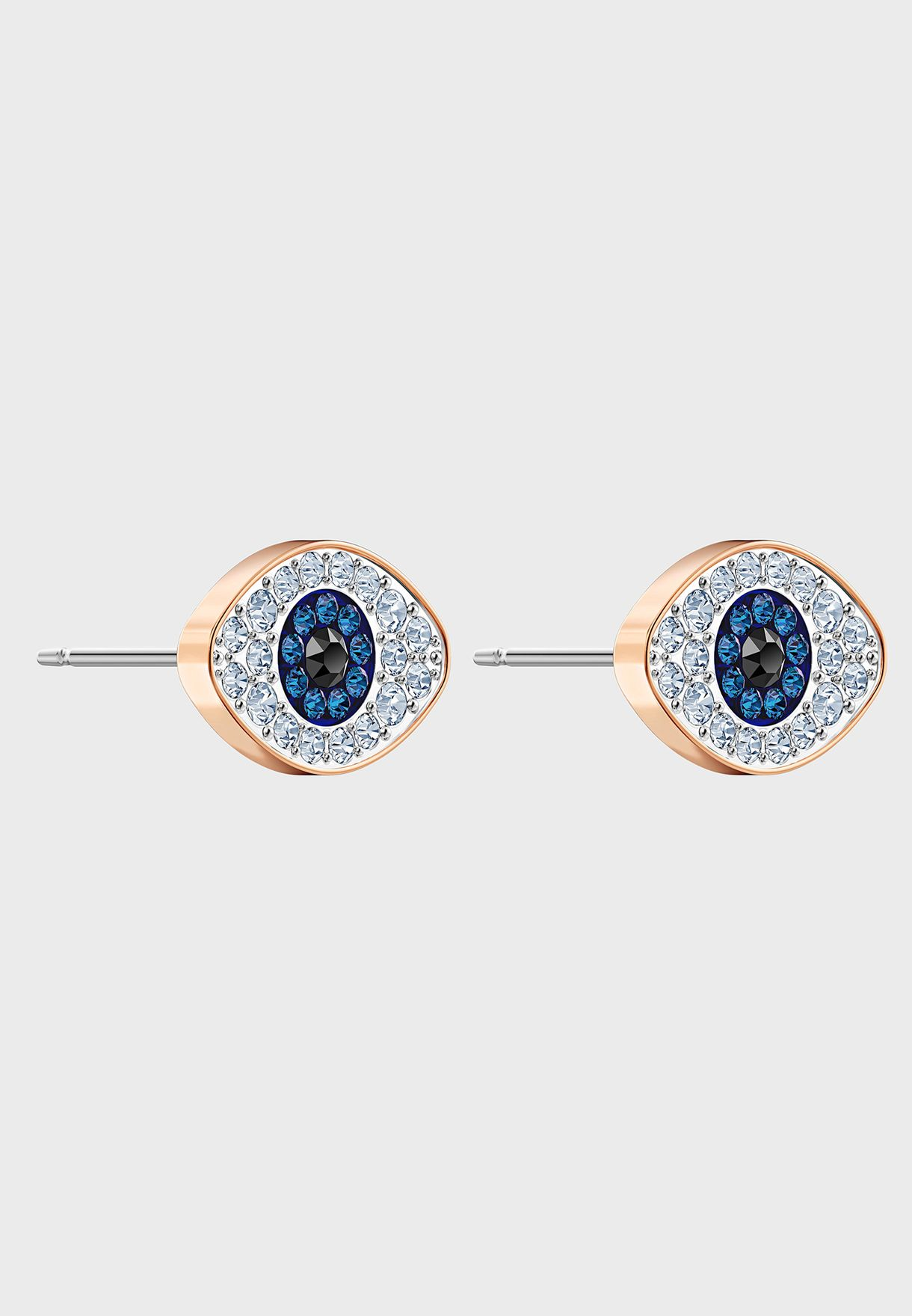 Swa Symbol Stud Earrings