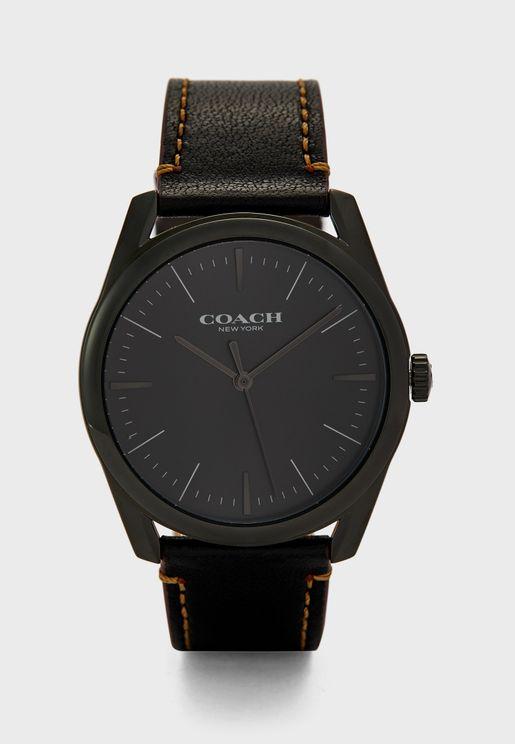 Modern Luxury Analog Watch