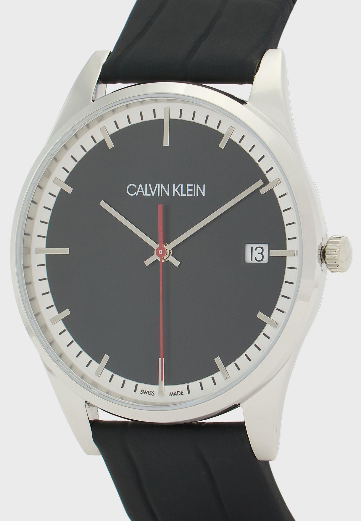 Ck Time Analog Watch