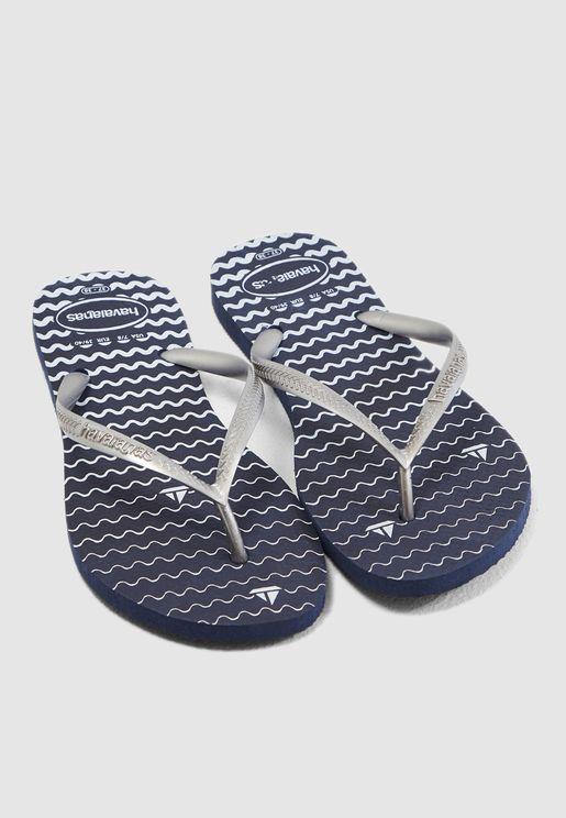 56a35b21f Slim Oceano Flip Flops