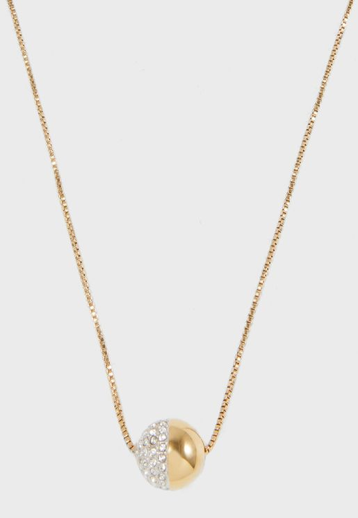 Greenwich Pendant Necklace