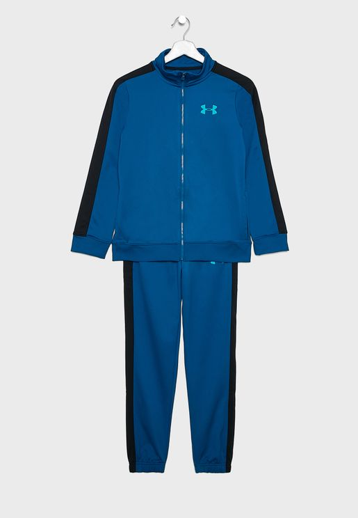 Youth Knit Tracksuit