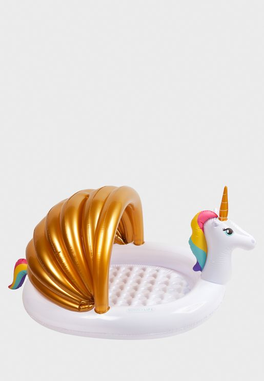 Unicorn Lilo Pool Float