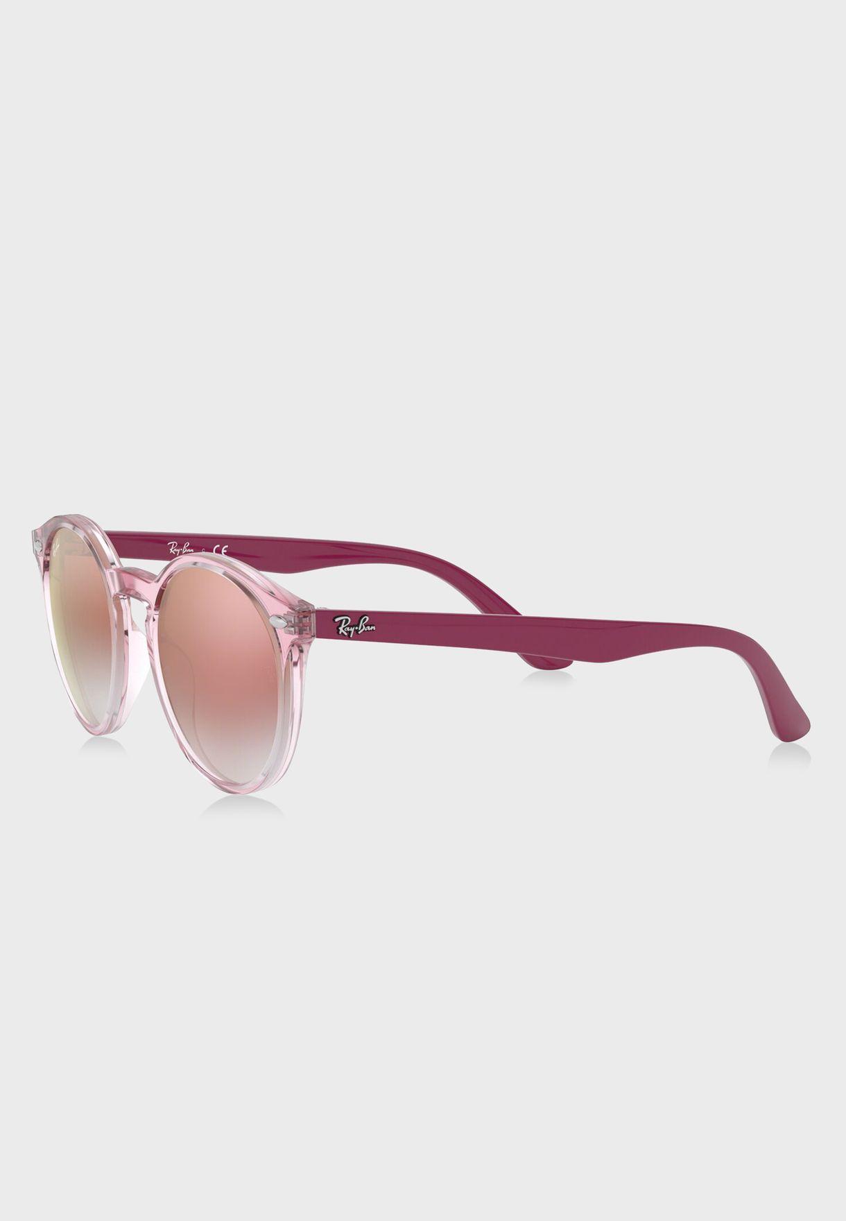 0RJ9064S Junior Round Sunglasses