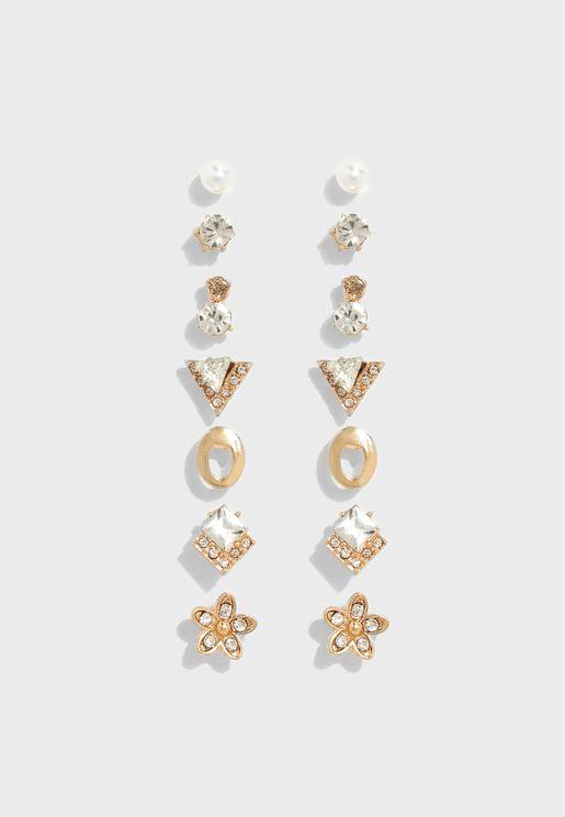 Earrings Set