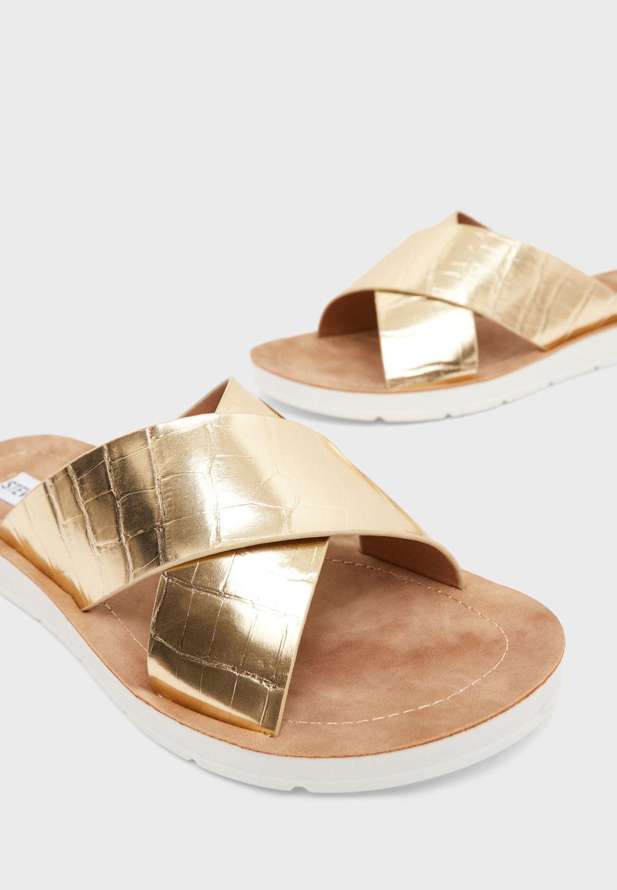 Secco Flat Sandal