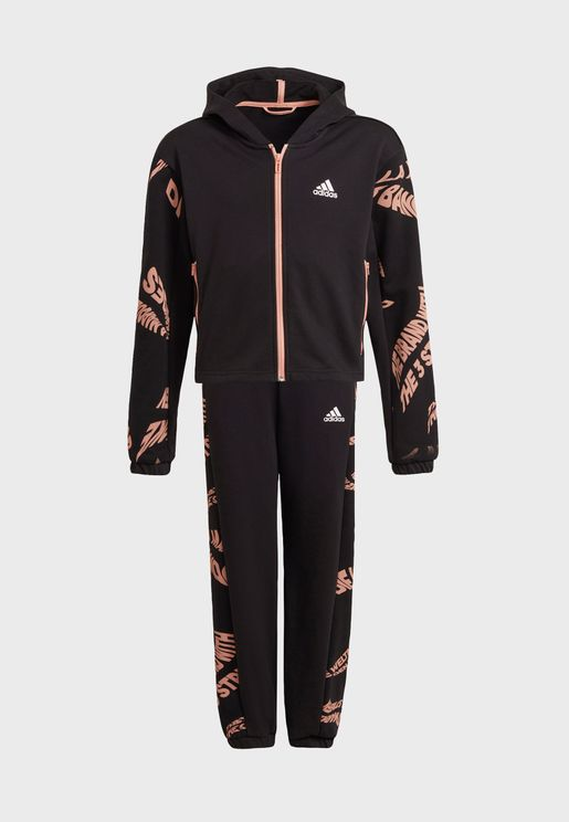 Youth Graphic Tracksuit
