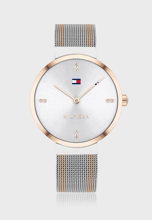 1782221 Liberty Mesh Strap Analog Watch