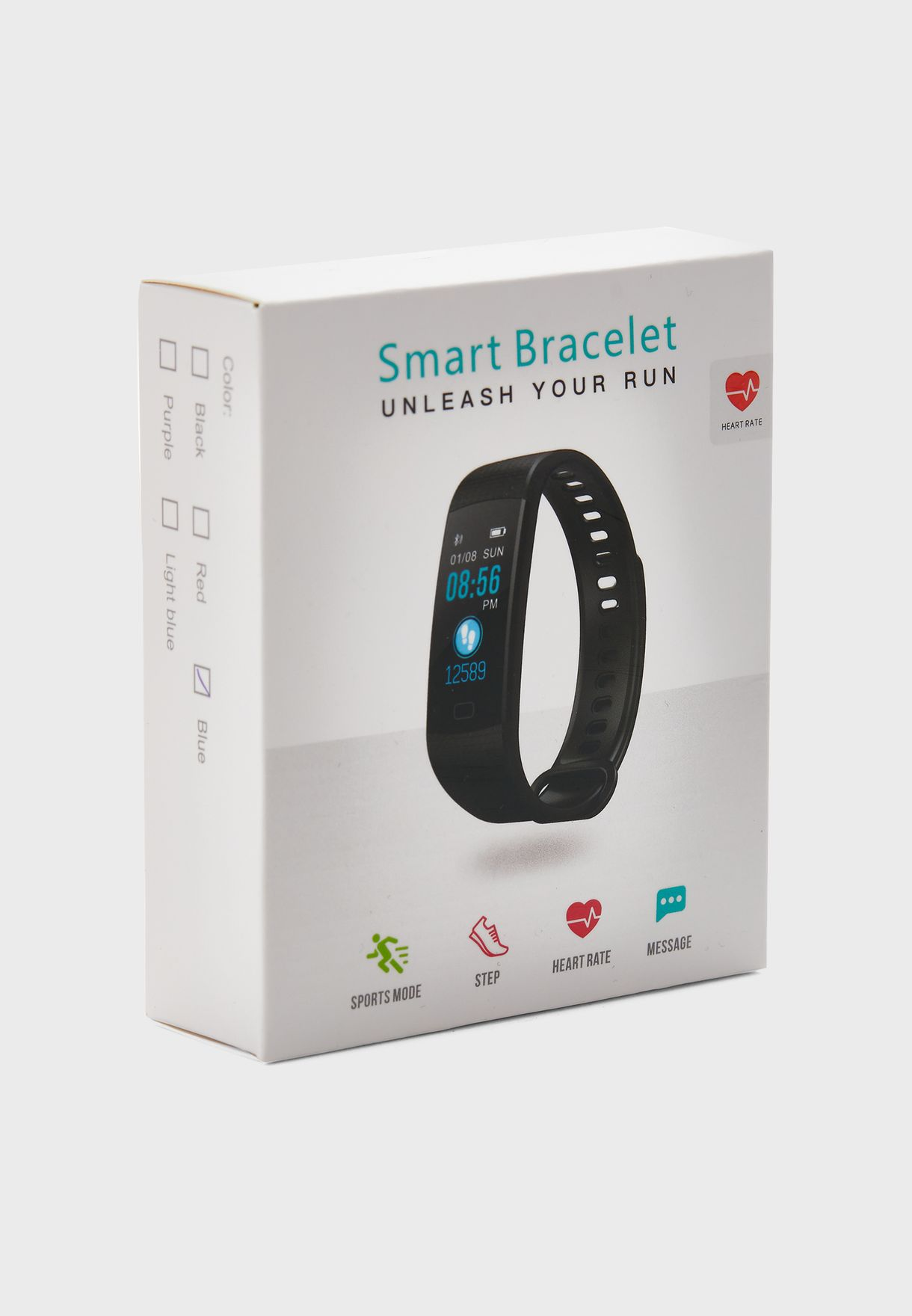 Digital Smart Band
