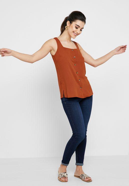 Harper Mid Rise Skinny Jeans
