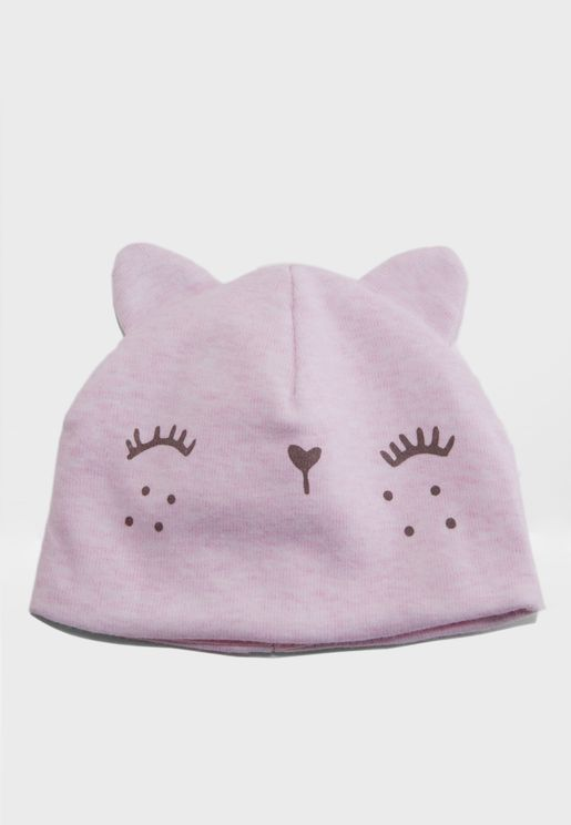 Infant Animal Cap