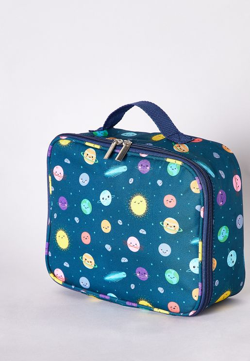 Space Explorer Lunch Bag