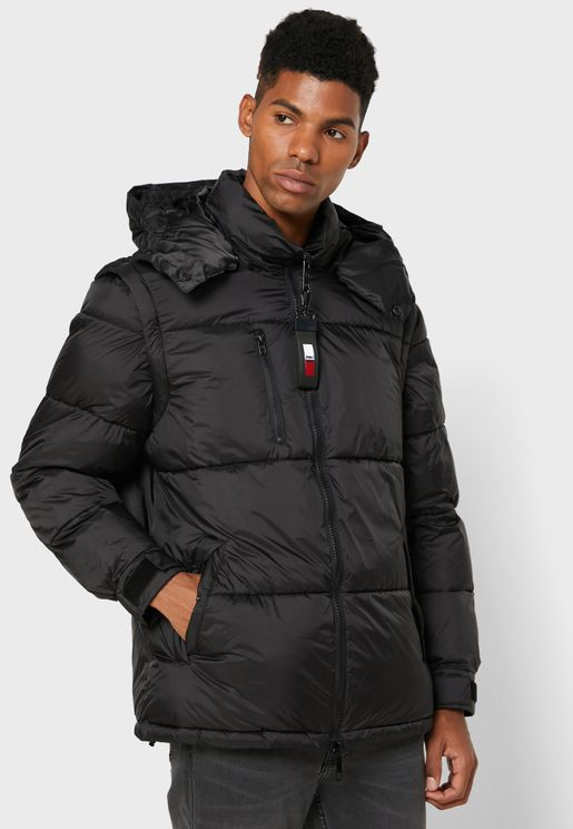 Modular Puffer Jacket