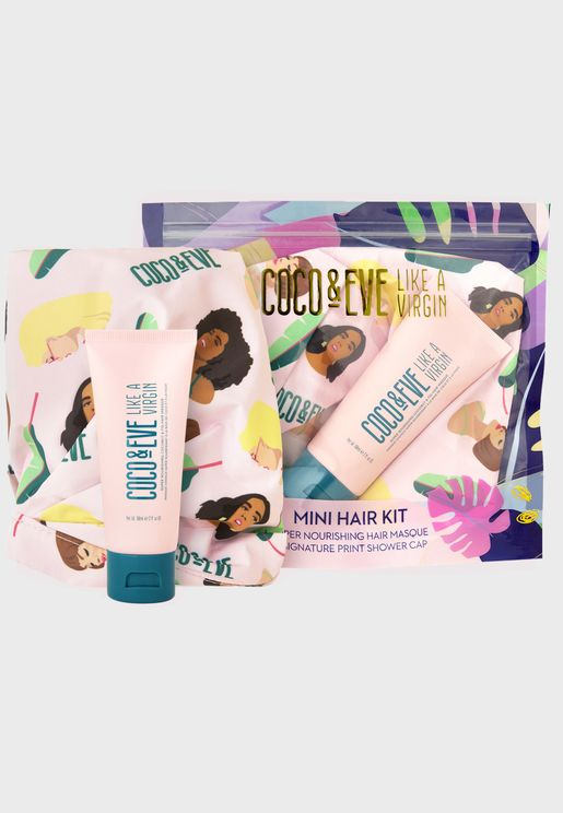 The Mini Hair Kit, Saving 31%