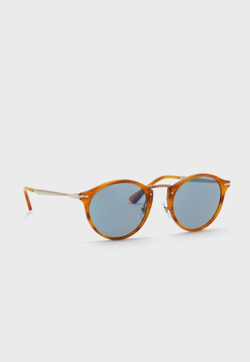 نظارة شمسية دائرية 960/56