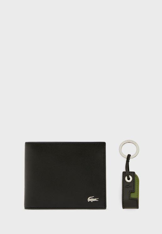 Fitzgerald Smooth Leather Wallet