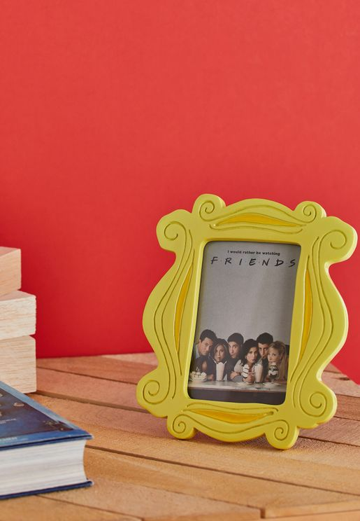 Friends Resin Frame