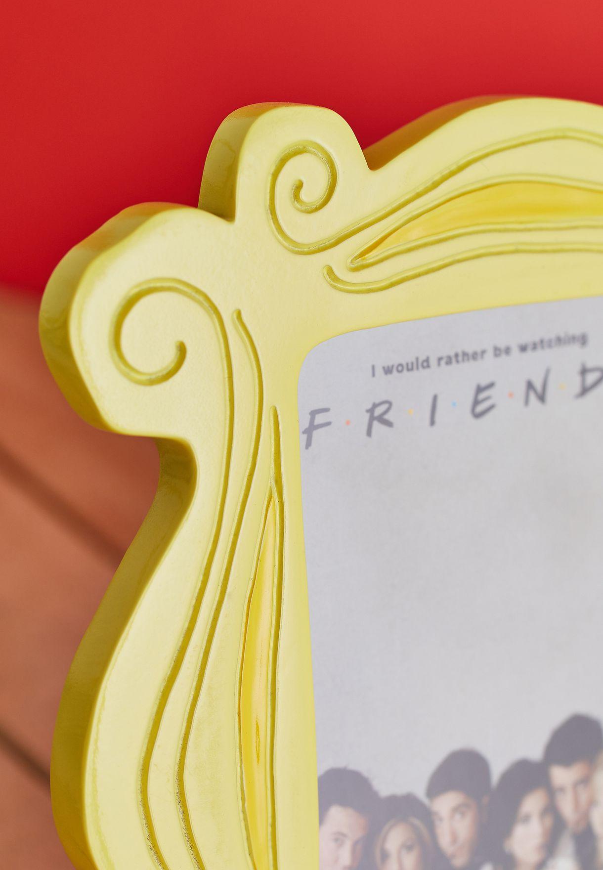 Friends Resin Frame
