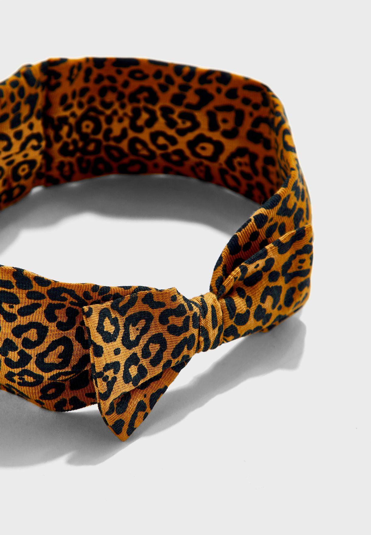 ربطة رأس مطبعة