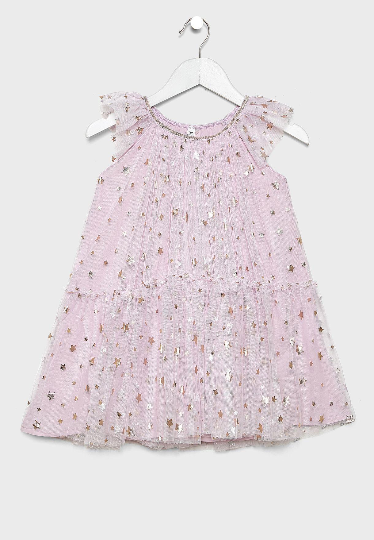 Kids Iris Tulle Dress