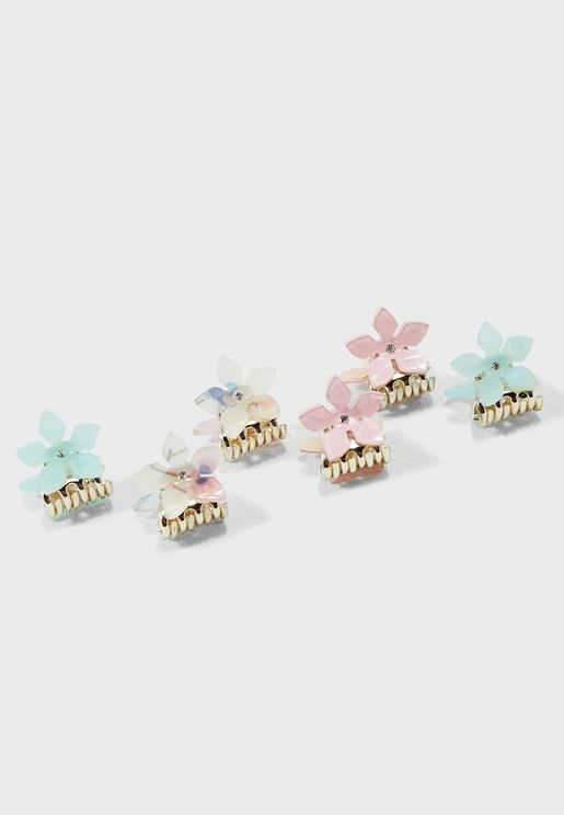 Multipack Legaosa Hair Clips