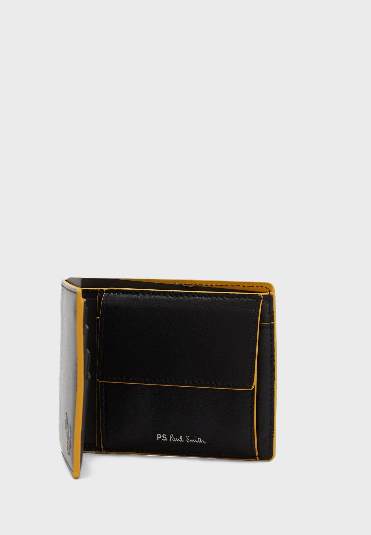 Zebra Printed Wallet