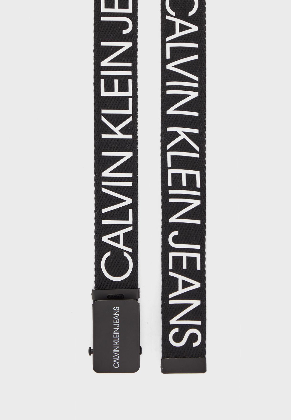 Kids Canvas Logo Belt