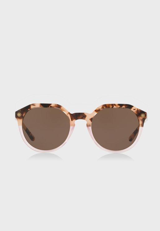 0Ty7130 Oversized Sunglasses
