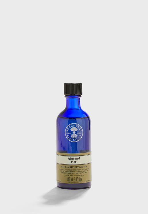 Almond Oil, 100ml
