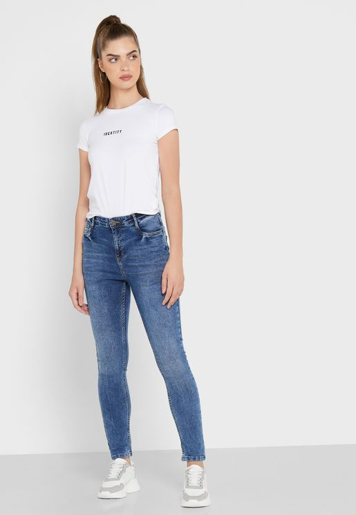 Sienna Skinny Jeans
