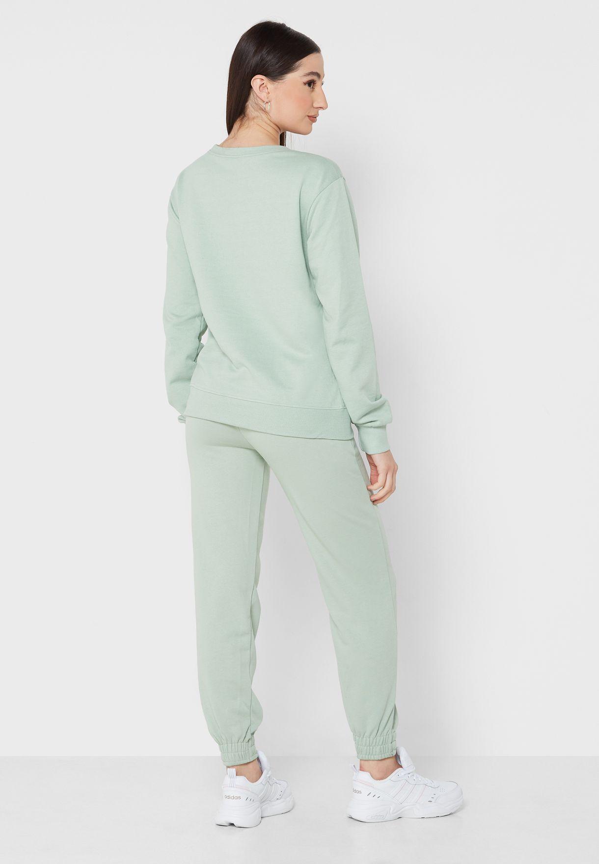 Essential Sweatshirt Joggers Set