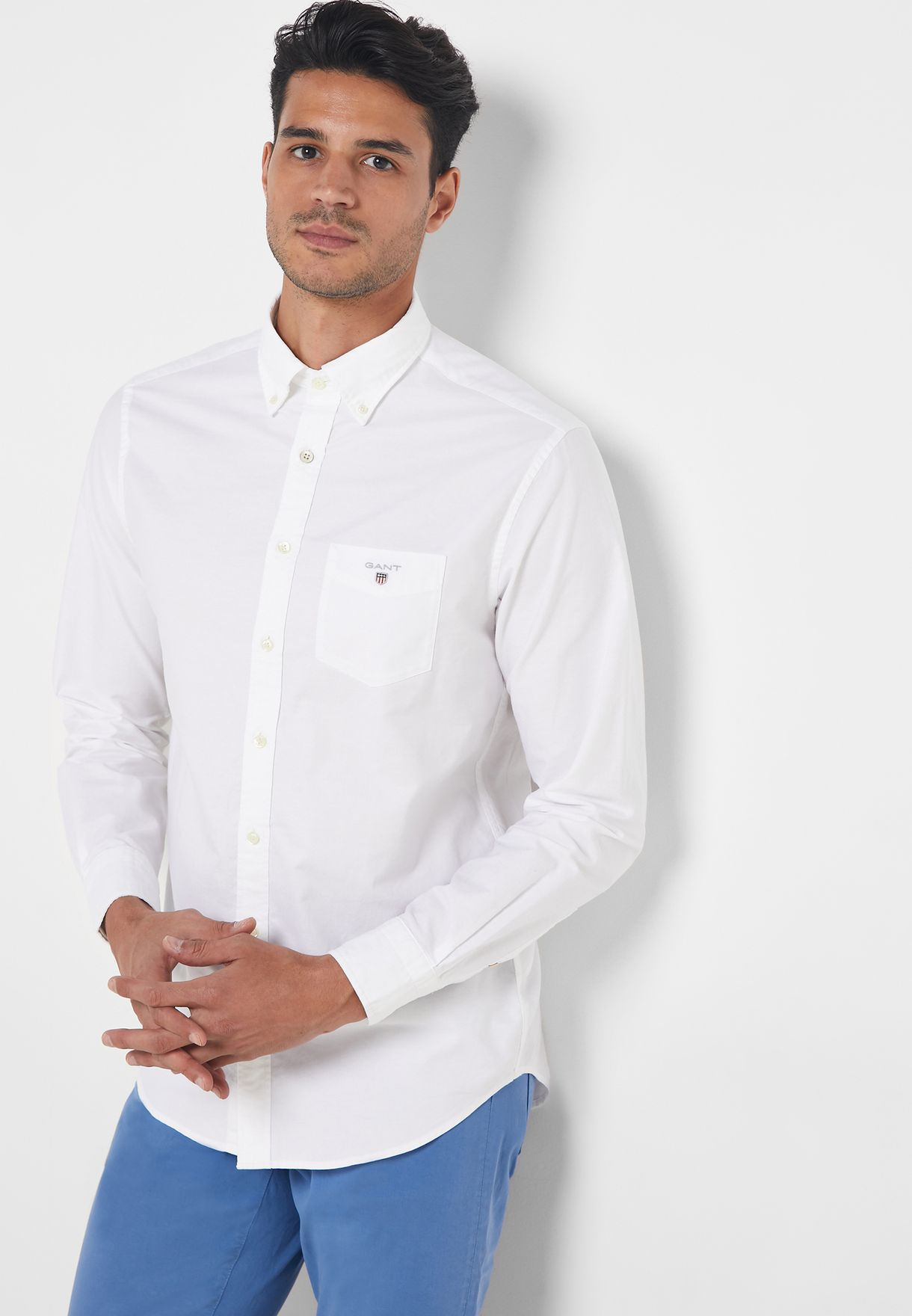Oxford Regular Fit Shirt