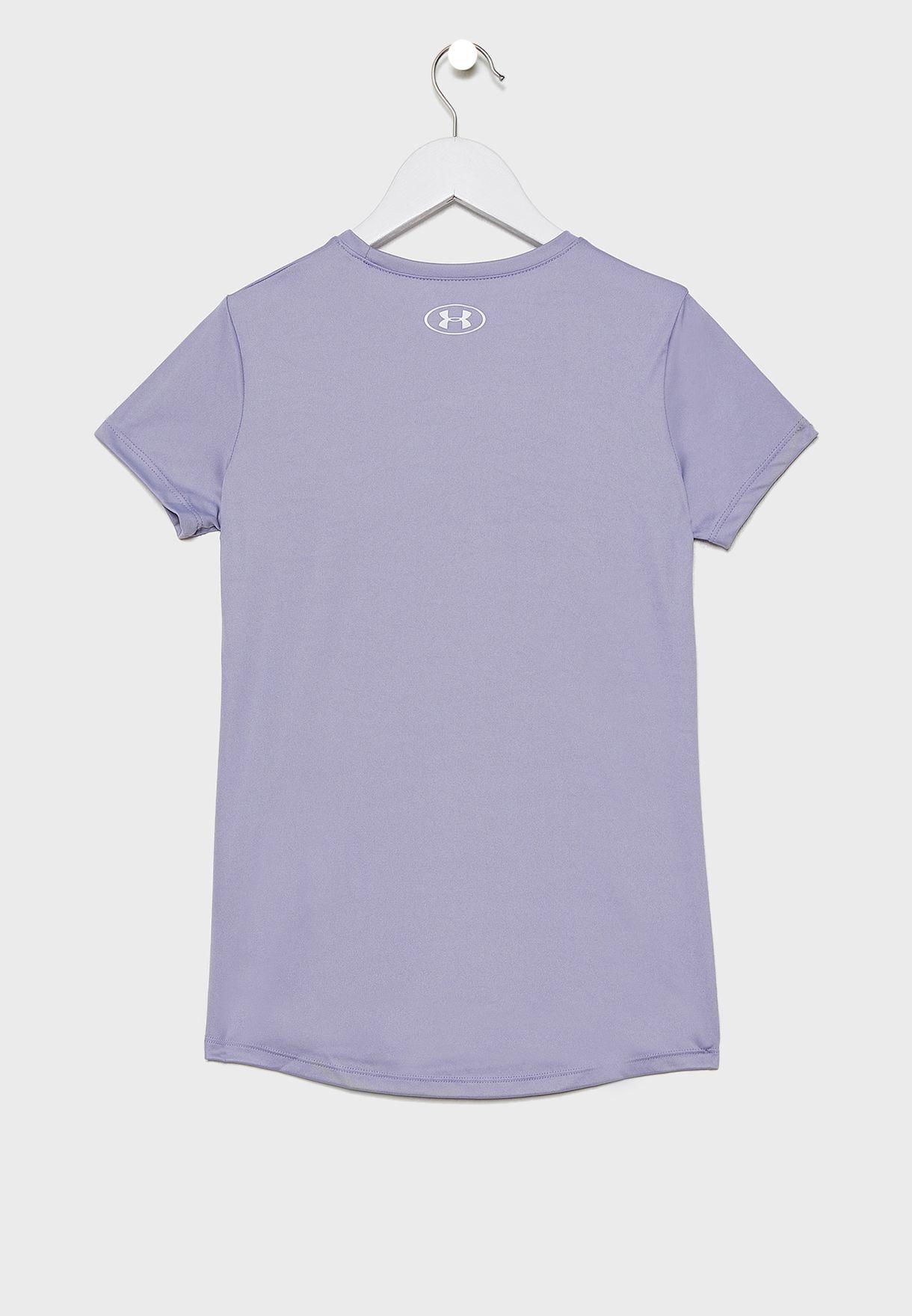 Youth Big Logo Tech T-Shirt