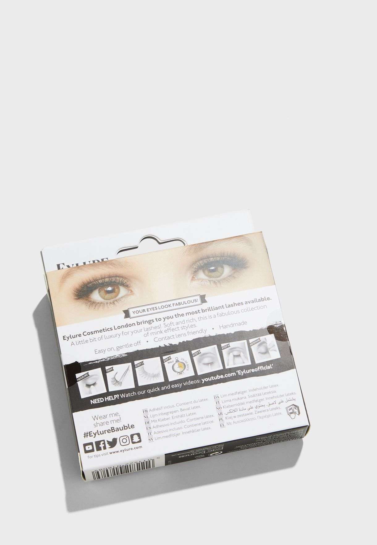 Luxe Lashes - Opulent