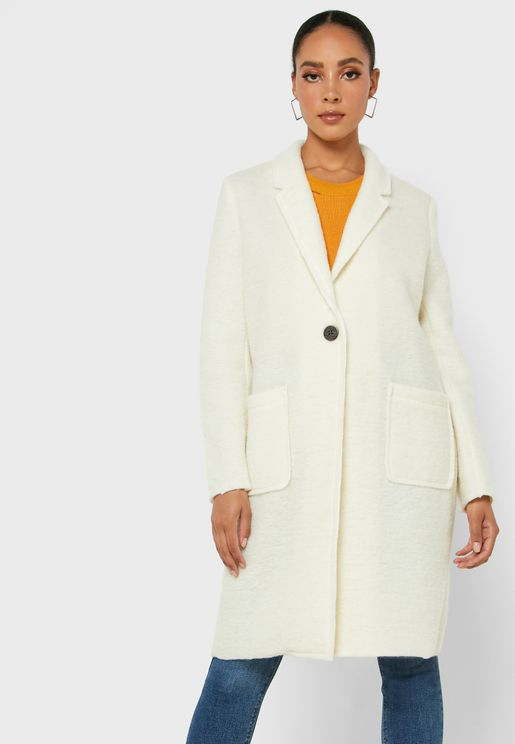 Longline Lightweight Coat