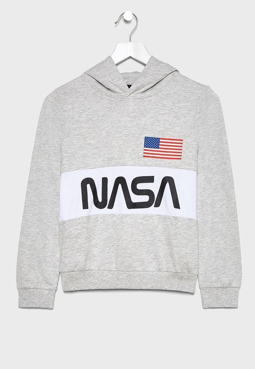 هودي بطبعة NASA