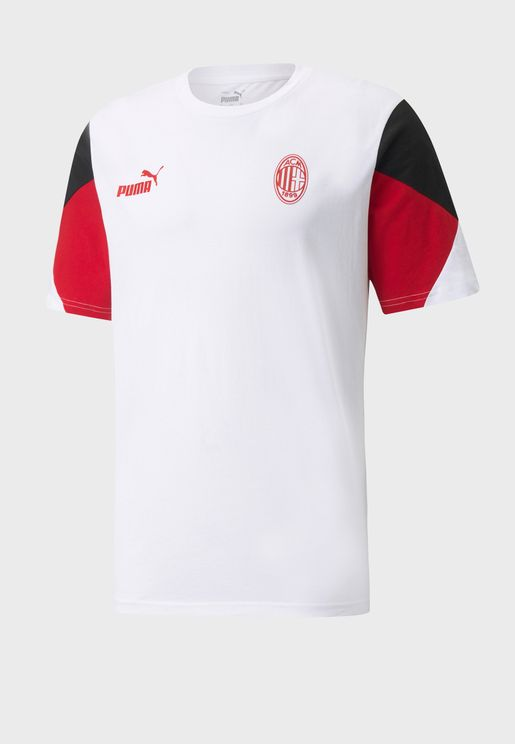 Ac Milan Ftblculture T-Shirt