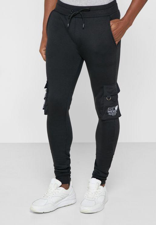 Cargo Pocket Trouser