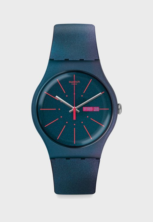 New Gentleman Analog Watch