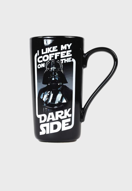 Star Wars Darth Vader Latte Mug