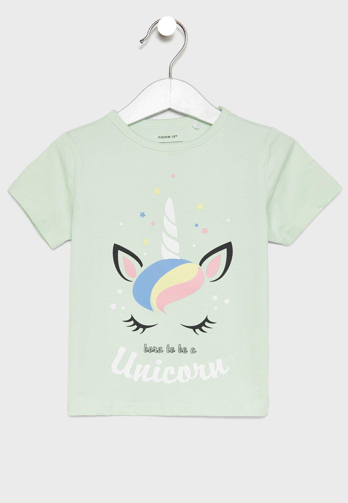 Kids Unicorn Pyjama Set