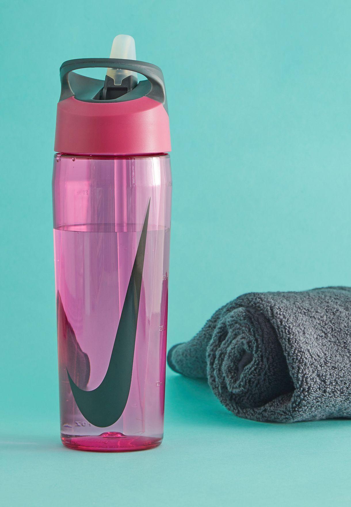 Hypercharge Straw Water Bottle - 700 ml