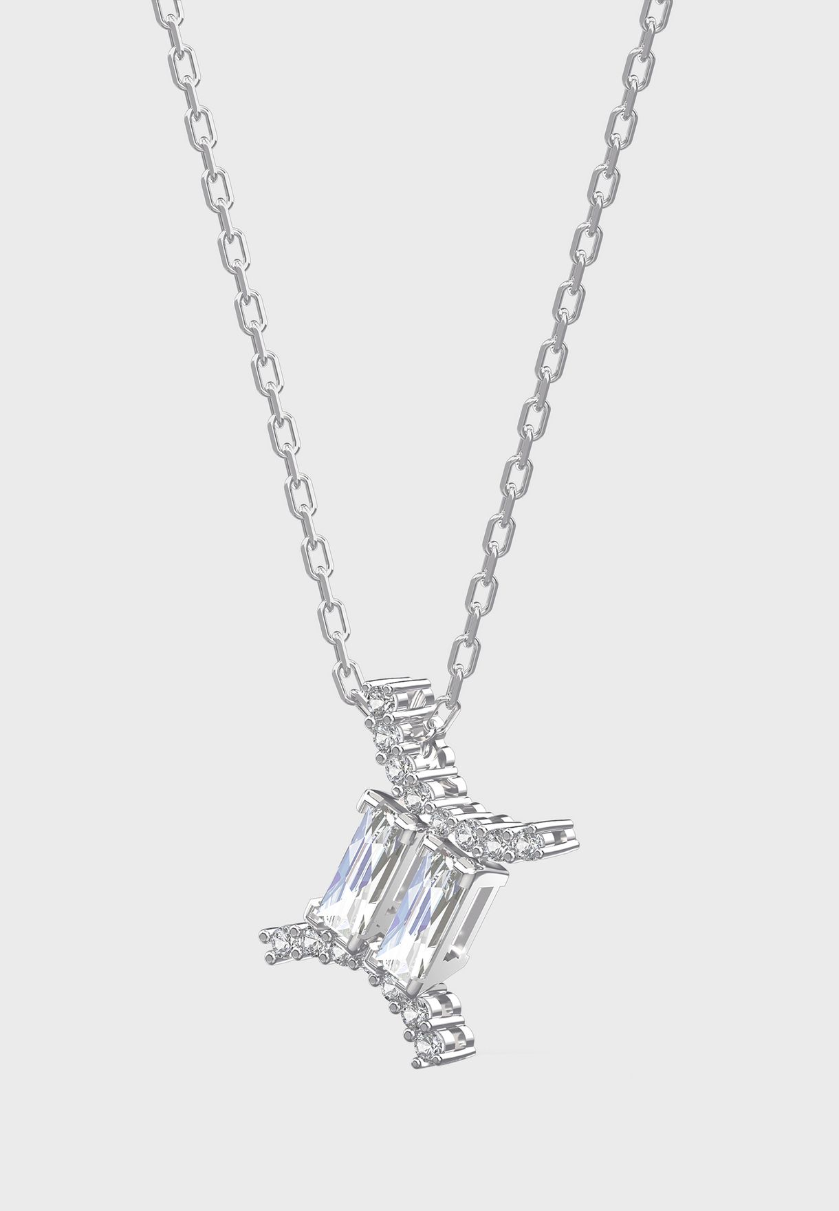Zodiac Gemini Pendant Necklace