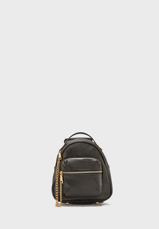 Lomatta Front Zip Backpack