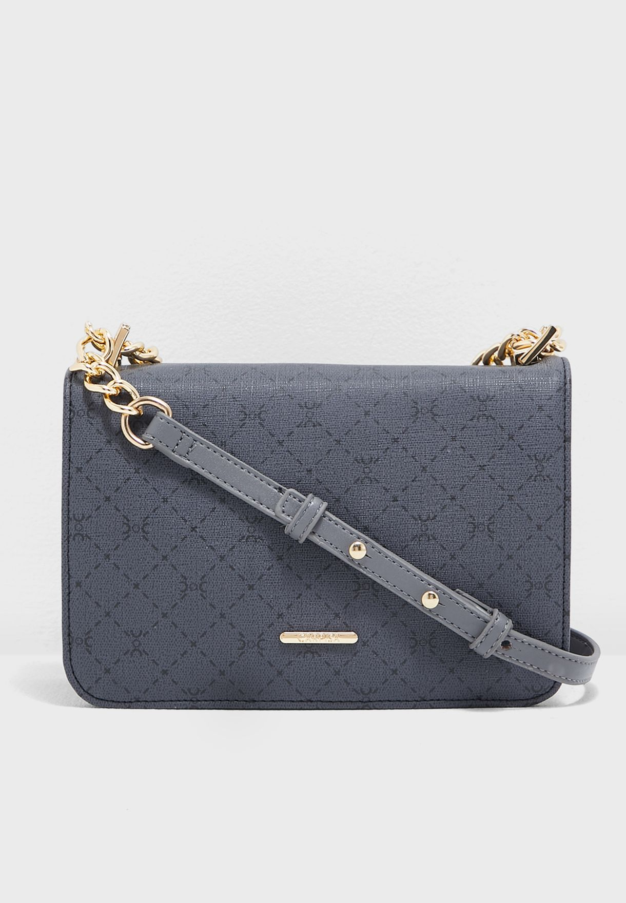 Quilted Flap Over Cross body
